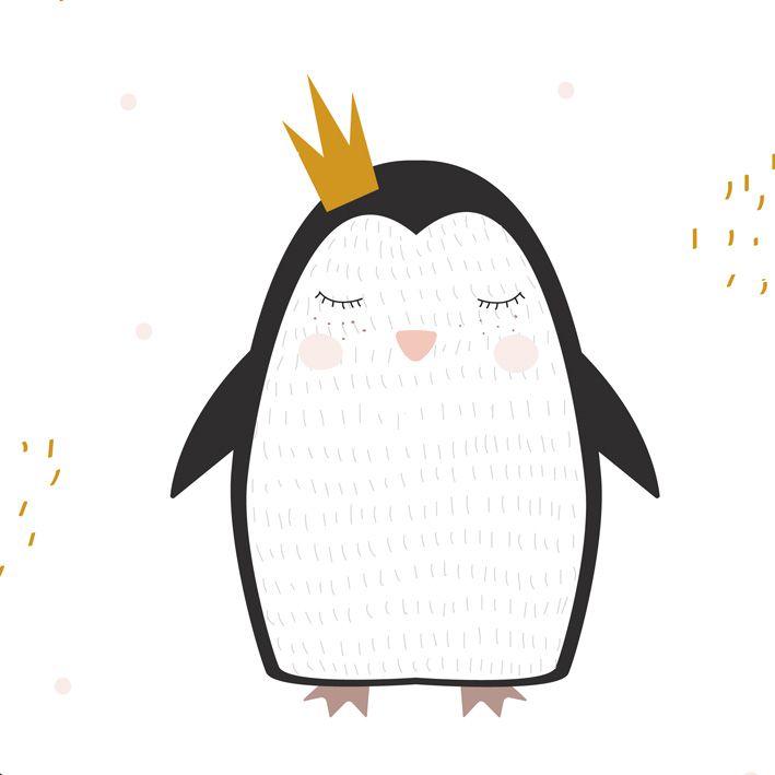 Jogo Berço - Pinguim