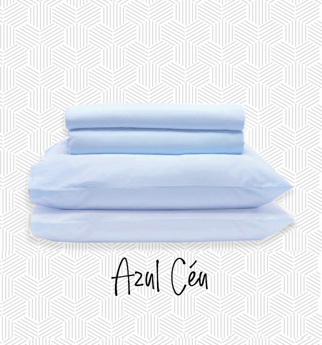 Jogo CASAL - Azul Céu