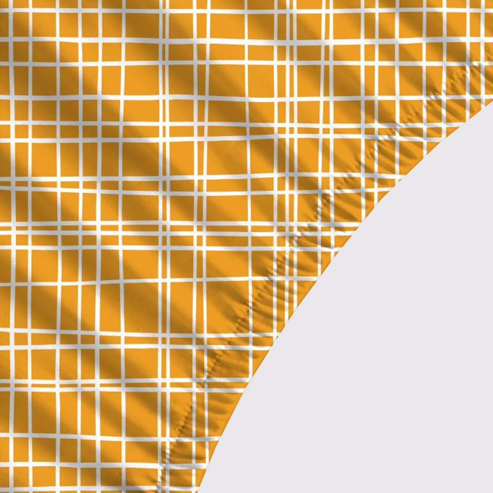 Lençol Avulso SOLTEIRO - Quadriculado