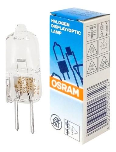 LAMPADA BI PINO OSRAM 64250 6V 20W