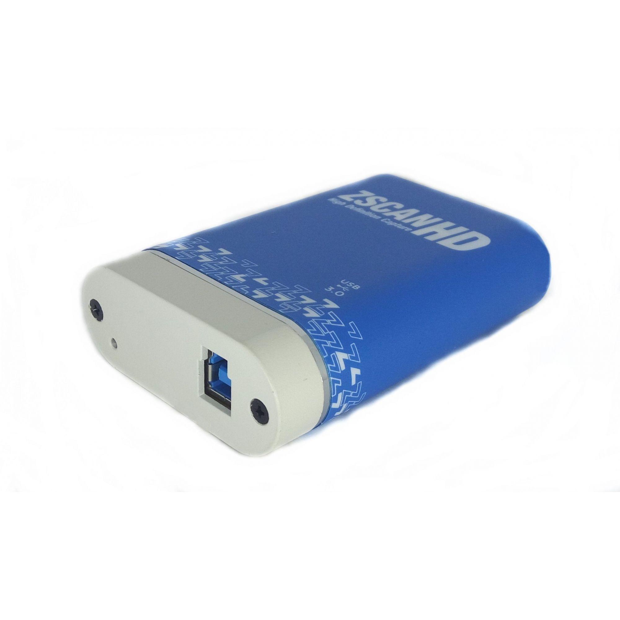 Placa de Captura Digital SDI-USB 3.0