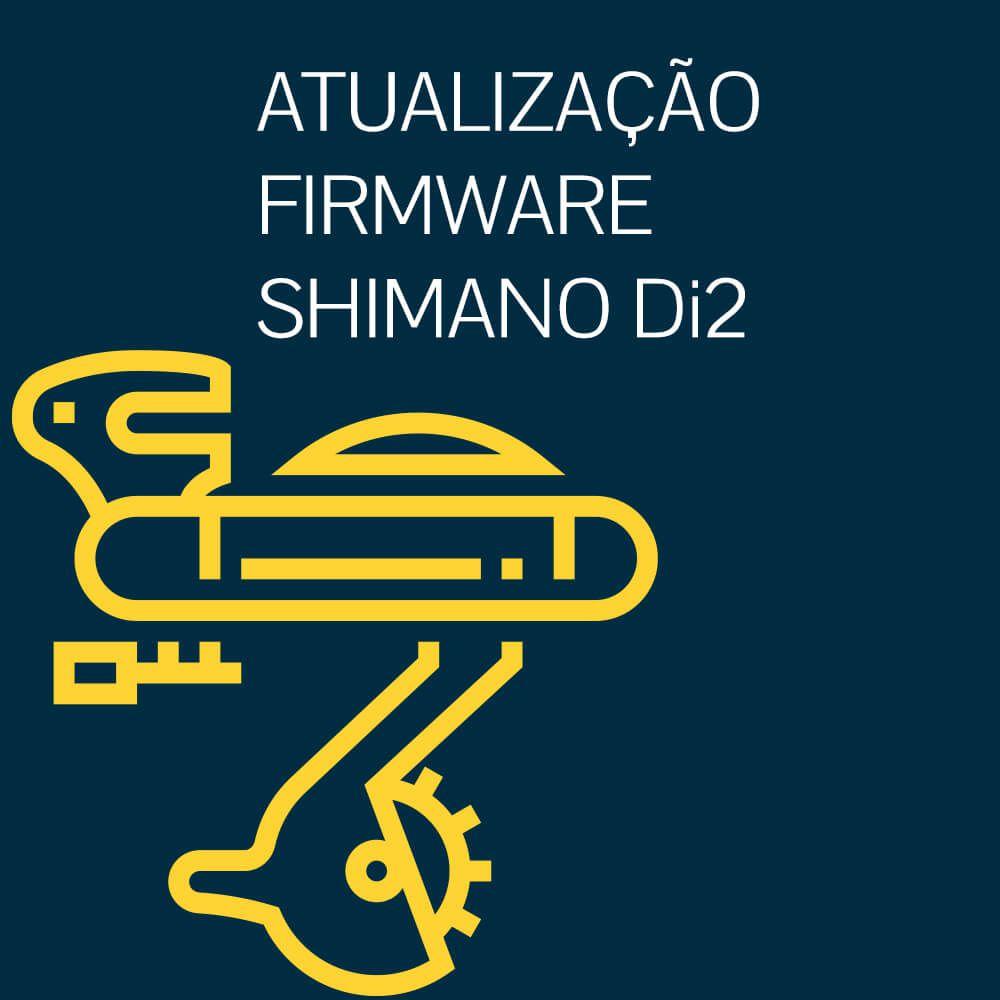 ATUALIZAÇÃO FIRMWARE SHIMANO Di2