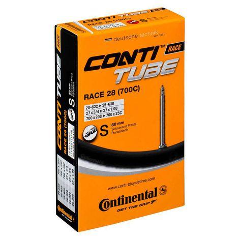 CAMARA CONTINENTAL RACE 28 700X18/25 - PRESTA