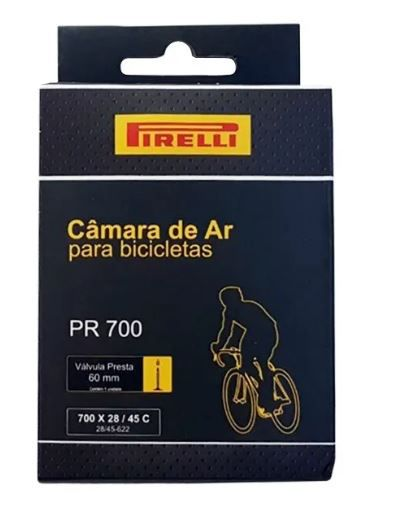 CAMARA PIRELLI PR-700  (28.45) VALVULA PRESTA 60MM - 59314