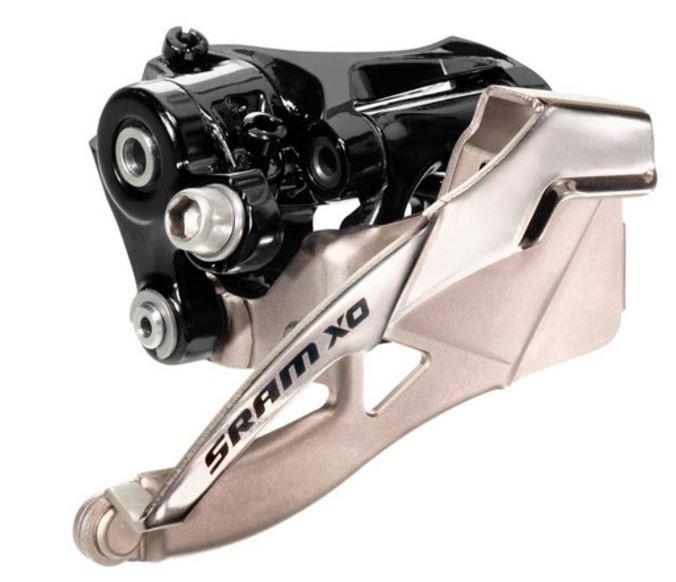 CAMBIO DIANTEIRO SRAM X0 2X10 PUXADA BAIXA 23-39D DM S1