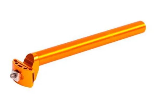 Canote Dourado 25.4 Mm - Pure Fix