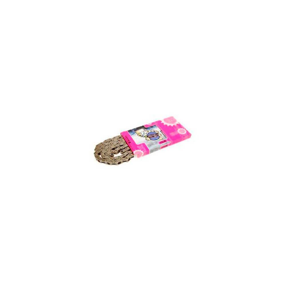CORRENTE CONNEX 1G8 - Nickel - 1/2 x 1/8 - 659g + Spring Clip - 1 speed