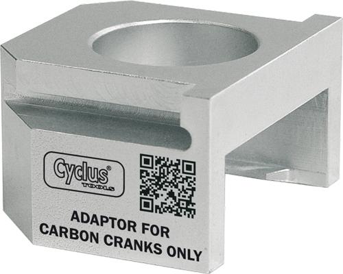 CYCLUS TOOLS - ADAPTADOR DO EXTRATOR DE PEDIVELA CAMPAGNOLO POWER TORQUE PARA QUADROS DE CARBONO - 720310
