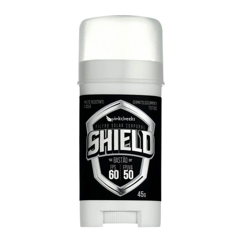 Filtro solar corporal Pink Cheeks Shield bastão 45g