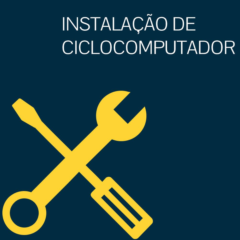 INSTALAÇÃO DE CICLOCOMPUTADOR