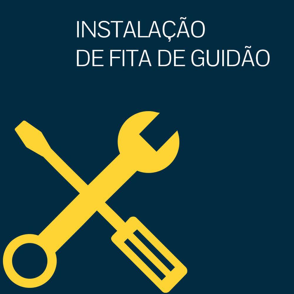 INSTALAÇÃO DE FITA DE GUIDÃO