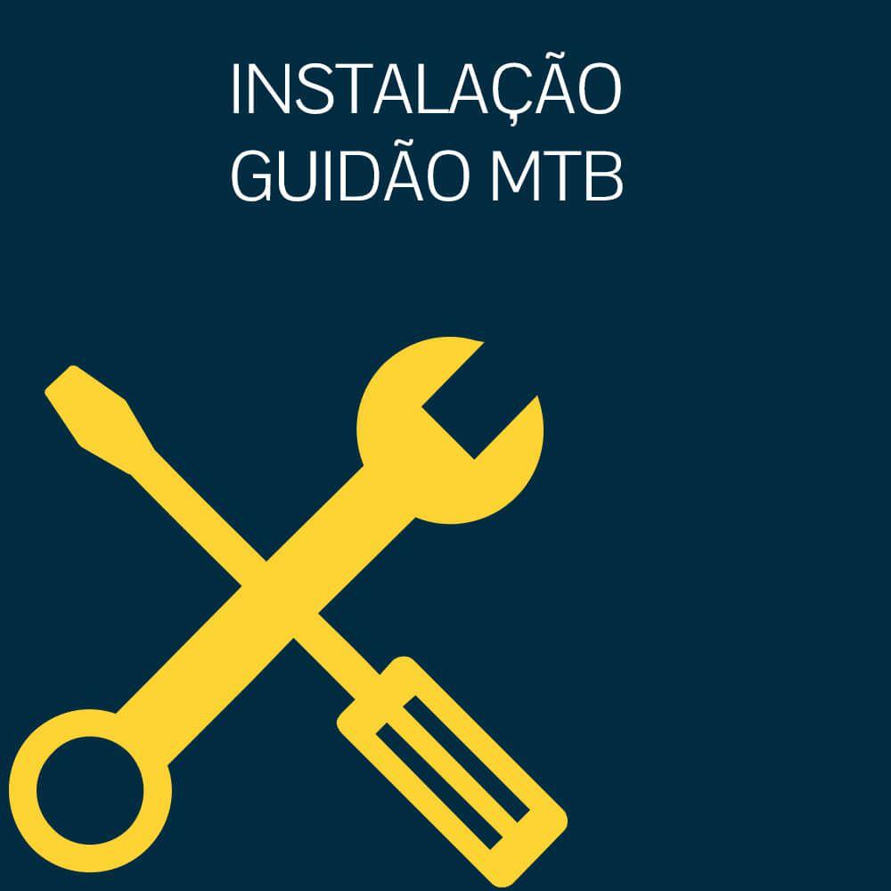 INSTALAÇÃO GUIDÃO MTB