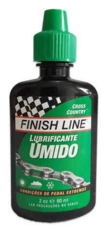 LUBRIFICANTE FINISH LINE UMIDO 60ml - 44557