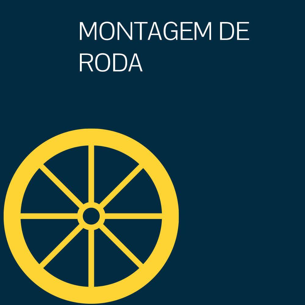 ALINHAMENTO DE RODA SEM TENSIONAMENTO