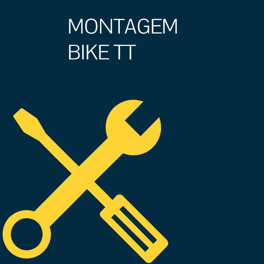 MONTAGEM BIKE TT