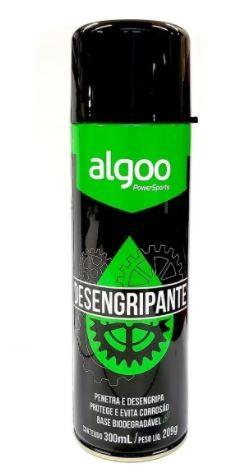 ÓLEO SPRAY ALGOO DESENGRIPANTE ANTICORROSIVO 300ML - 80345
