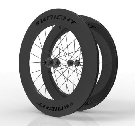 PAR DE RODAS KNIGHT 95 CARBON CLINCHER