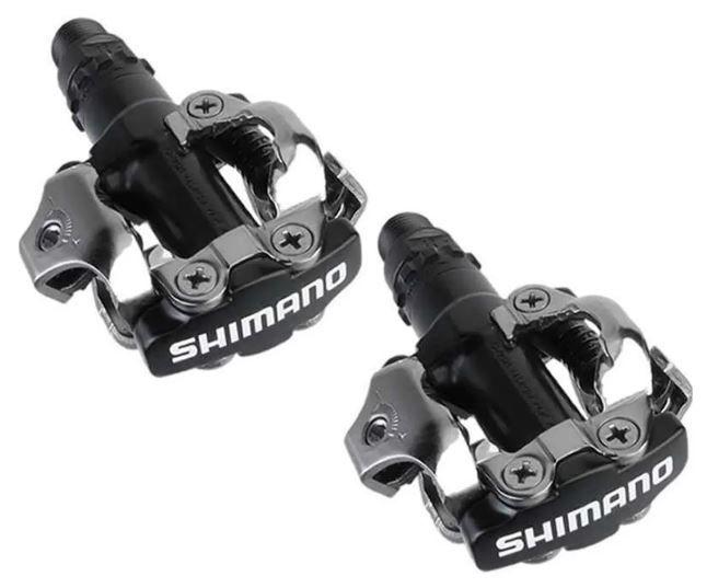 PEDAL SHIMANO SPD M520 PRETO - 1190010