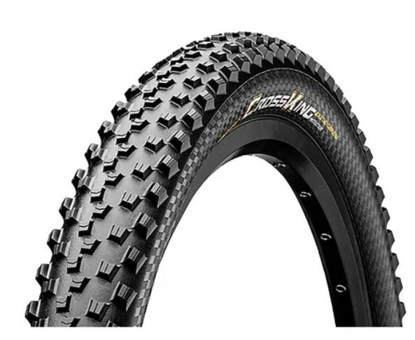 PNEU CONTINENTAL CROSS KING PERFORMANCE 29X2,2 2018 PRETO