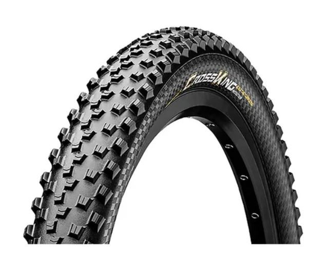 PNEU CONTINENTAL CROSS KING PROTECTION 27,5x2.3 2018 PRETO
