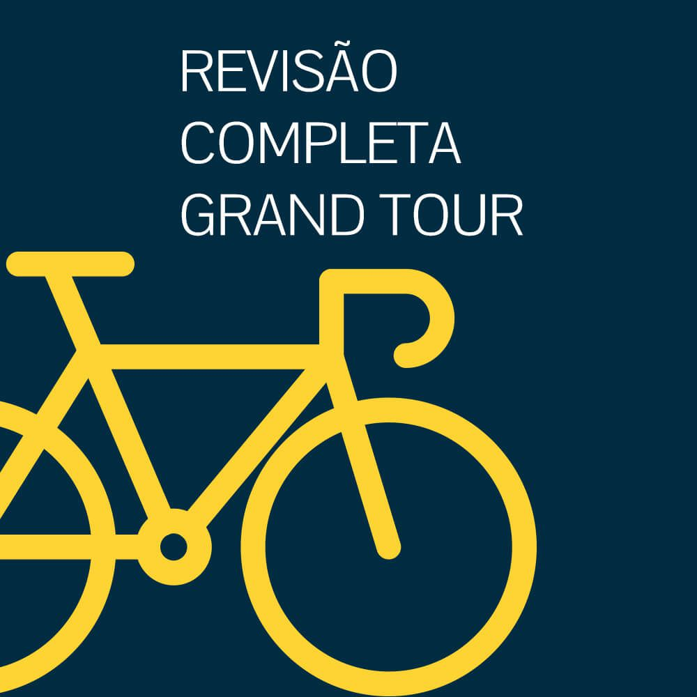 REVISÃO COMPLETA GRAND TOUR