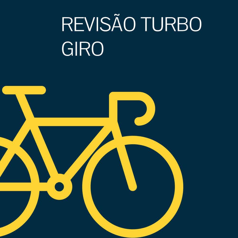REVISÃO TURBO GIRO