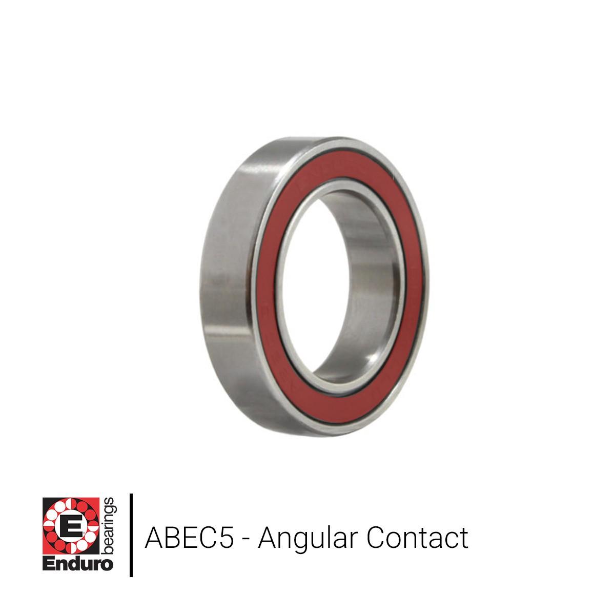 ROLAMENTO ENDURO ABEC5 71805 LLB AC (25x37x7)