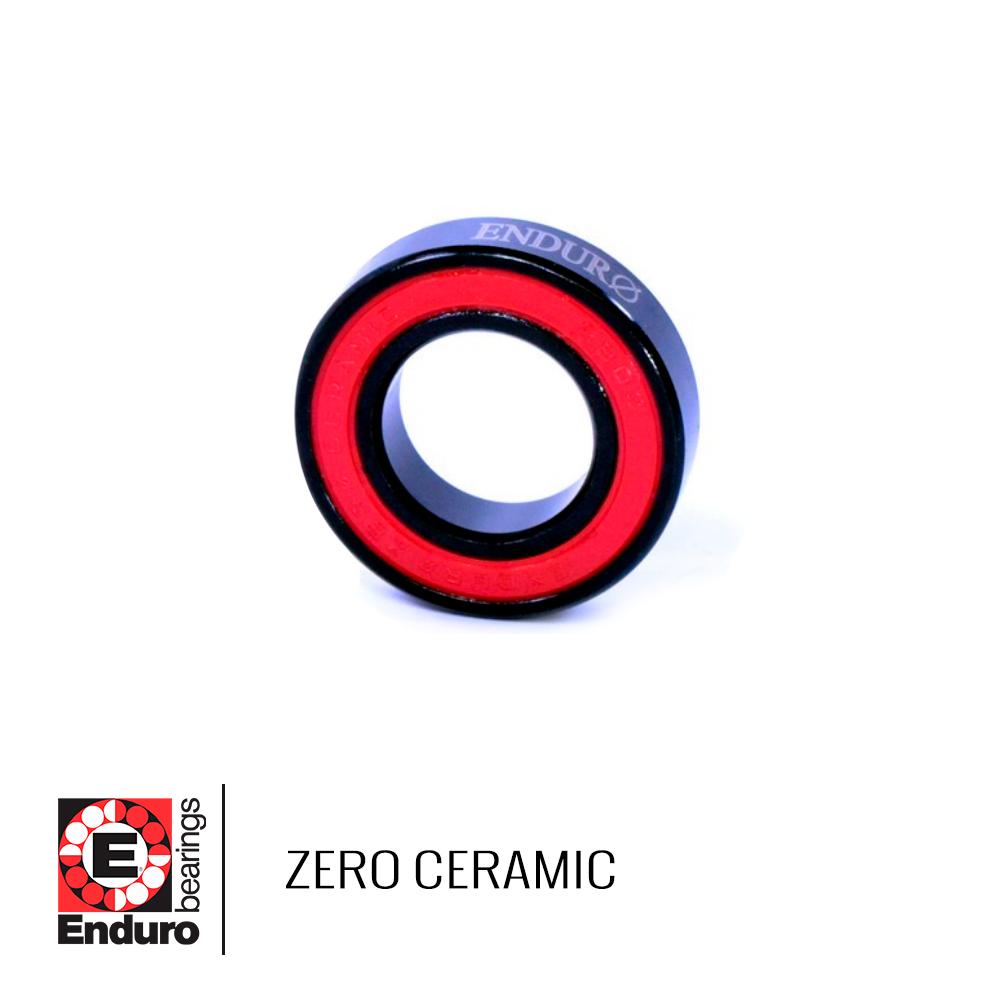 ROLAMENTO ENDURO CO MR 27537 LLB ZERO CERAMIC (27.5x37x7) - CUBO SRAM RS-1