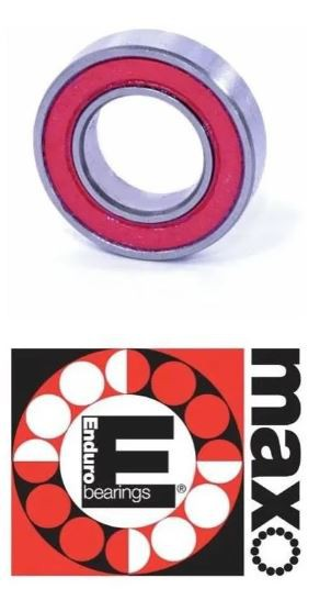 ROLAMENTO ENDURO MAX R6 LLU (3/8x7/8x9/32) - SANTA CRUZ E TREK