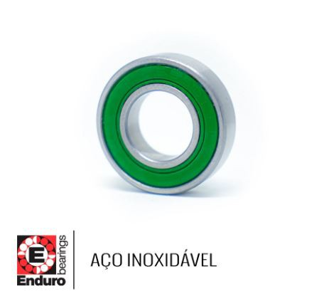ROLAMENTO ENDURO S6900 LLB AÇO INOXIDÁVEL (10x22x6)