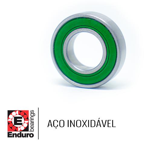 ROLAMENTO ENDURO S6902 LLB AÇO INOXIDÁVEL (15x28x7)