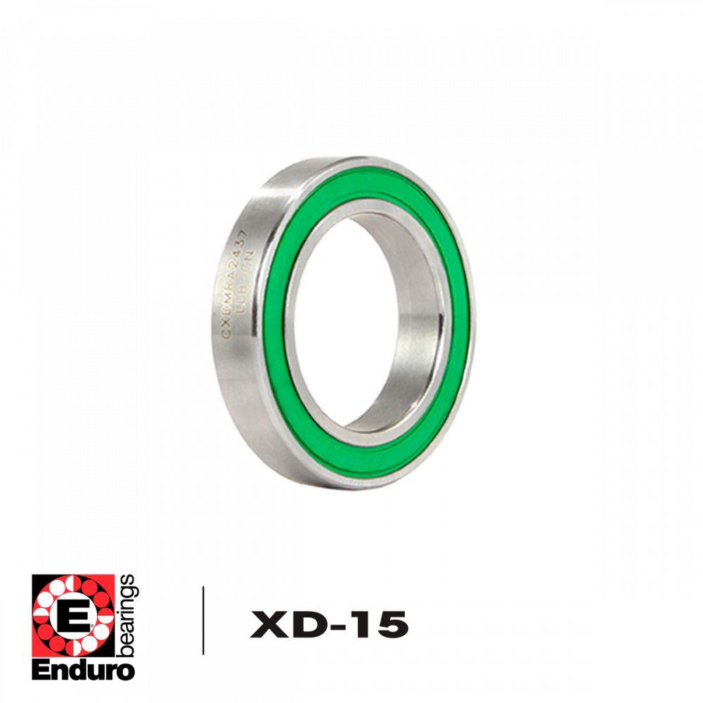 ROLAMENTO ENDURO XD-15 6802 LLB CERAMIC (15x24x5)