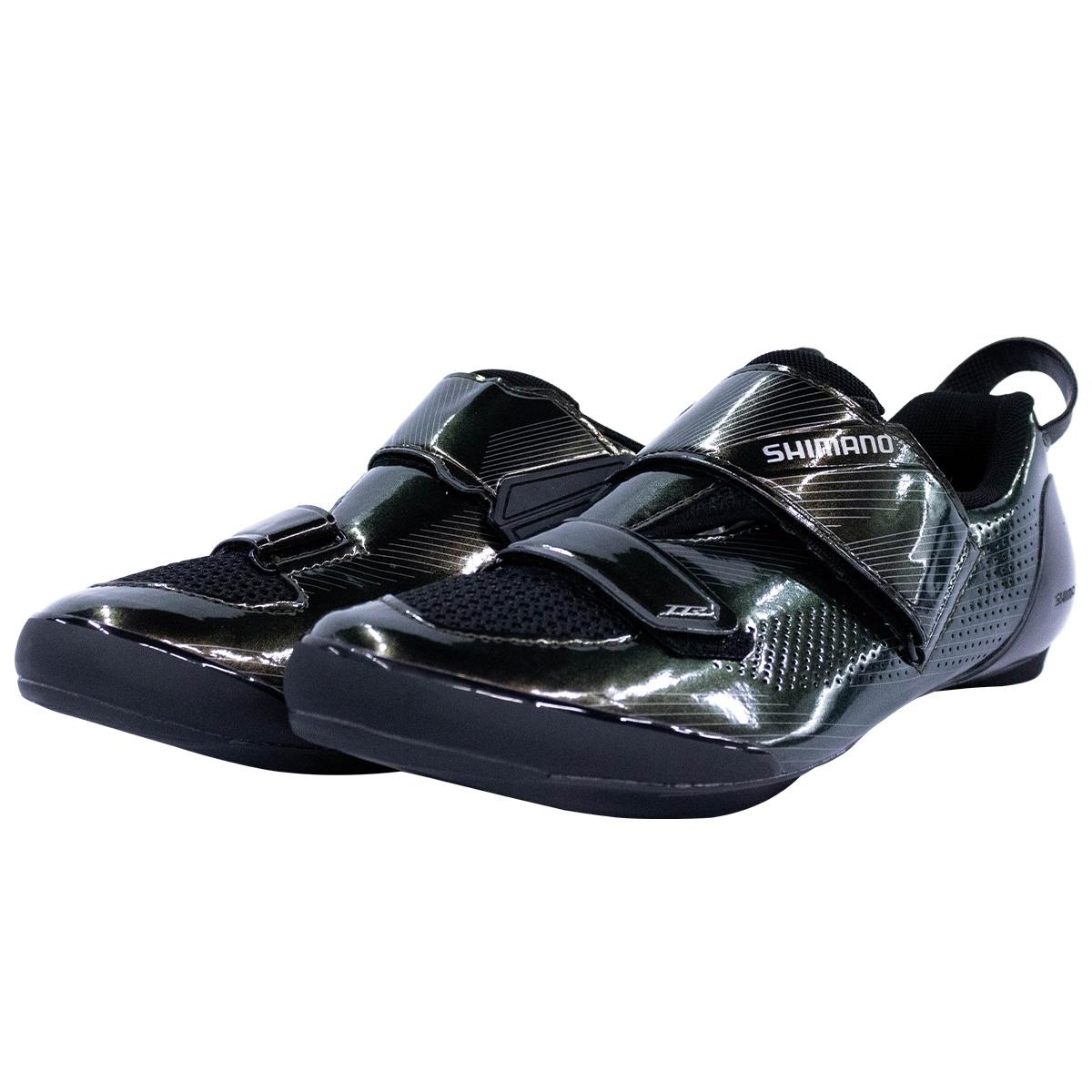 SAPATILHA SHIMANO SH-TR901 TRIATLO BLACK PEARL