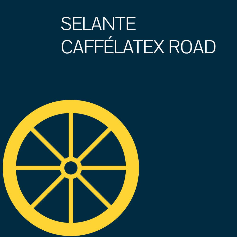 APLICAÇÃO DE SELANTE CAFFÉLATEX ROAD
