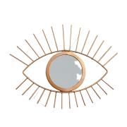 Aramado espelho olho - rose
