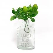 Vaso garrafa Whisk - Agradeça