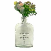 Vaso garrafa Whisk - Que todo mal
