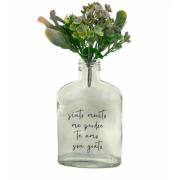 Vaso garrafa Whisk - Sinto muito