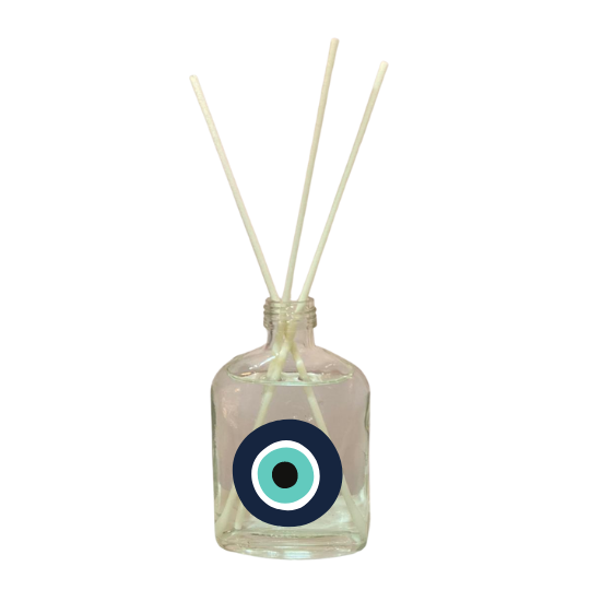 Difusor garrafa Whisk - Olho grego