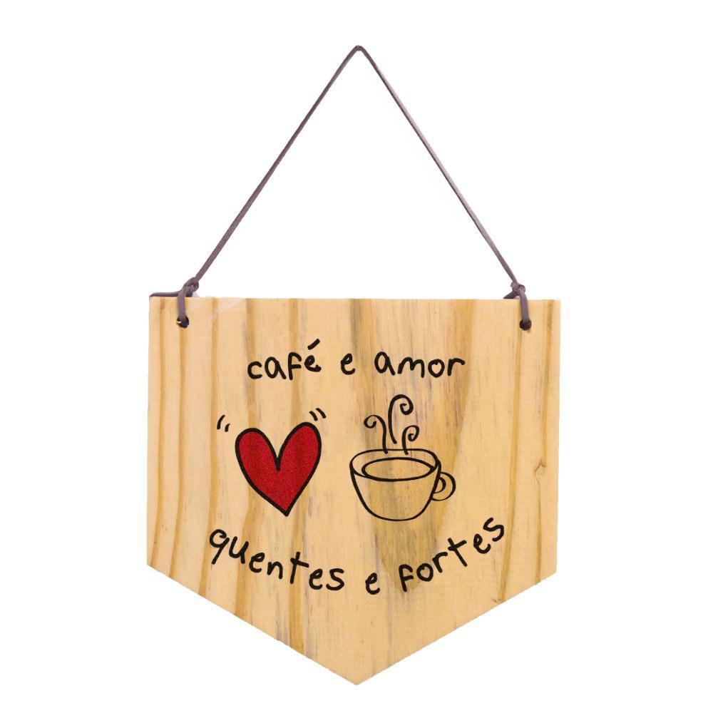 Flâmula madeira: café e amor