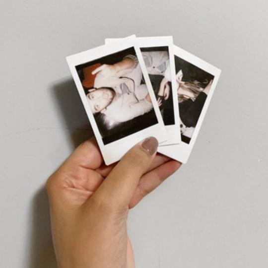 Fotos impressas retro