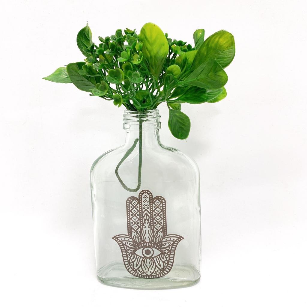 Vaso garrafa Whisk - Hamsa