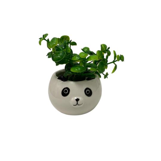 Vaso mini panda