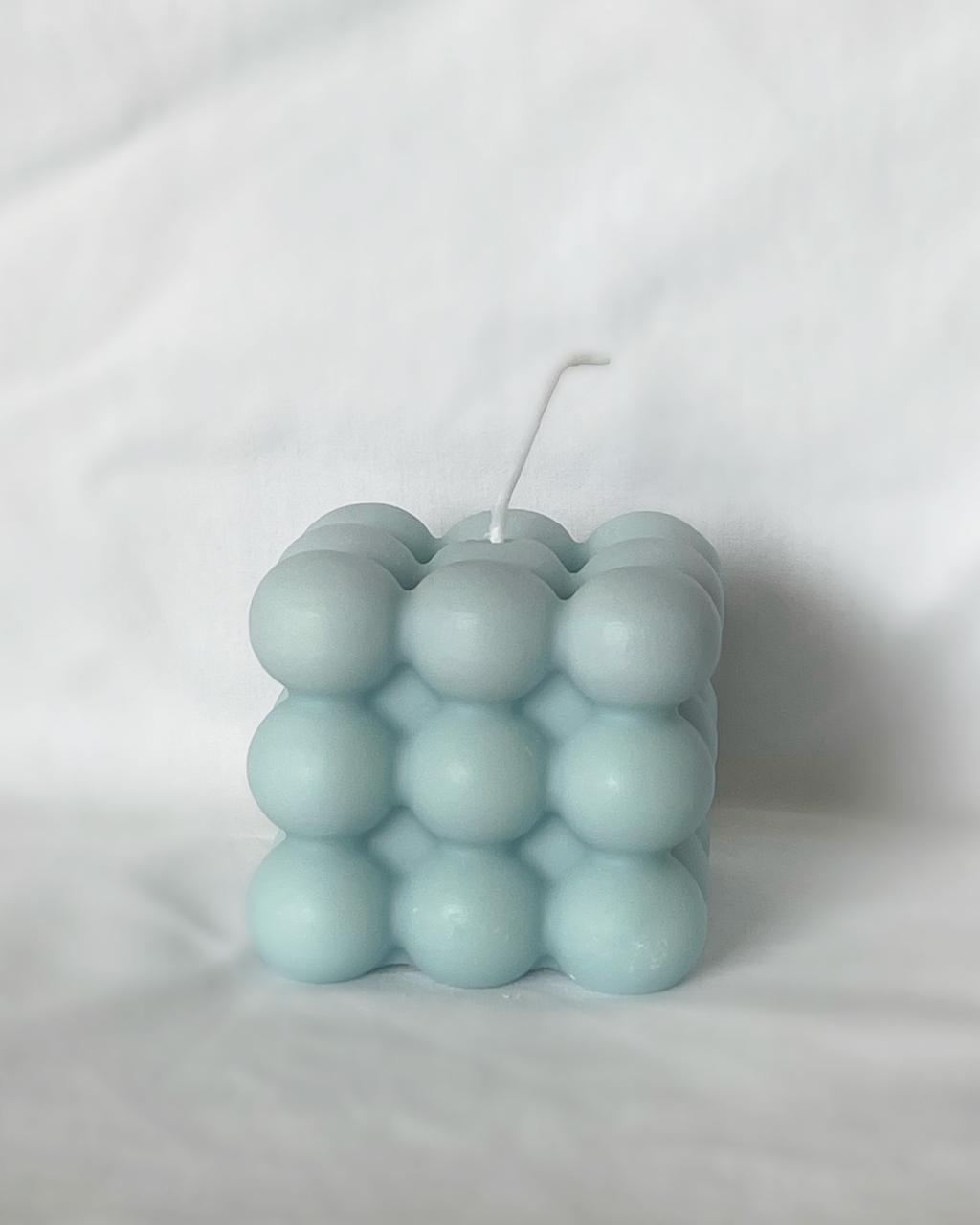 Vela Bubble: Azul