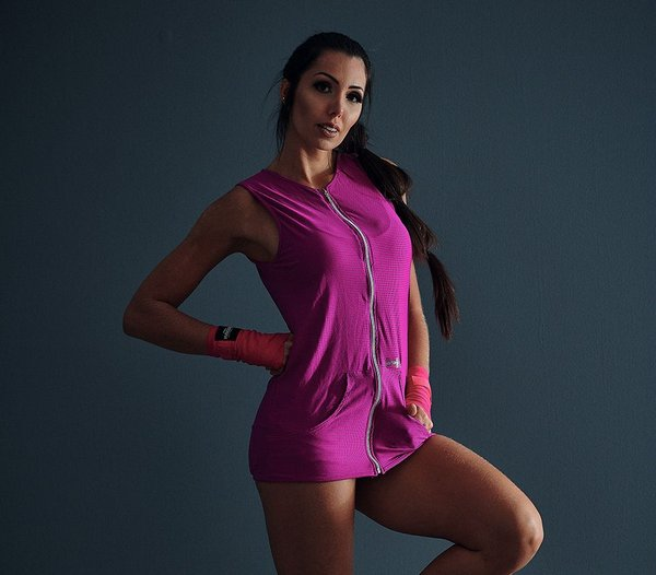 COLETE DRY FIT POLIAMIDA  - Lamark Fitness