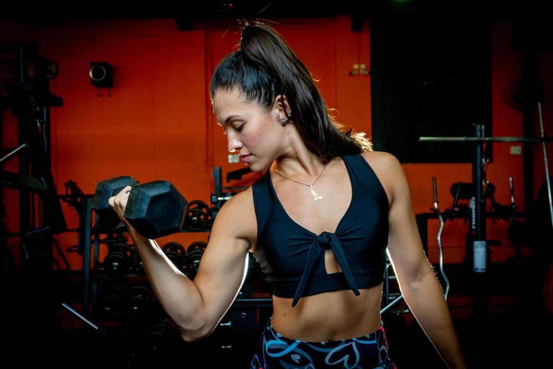 Top nozinho com bojo removível  - Lamark Fitness