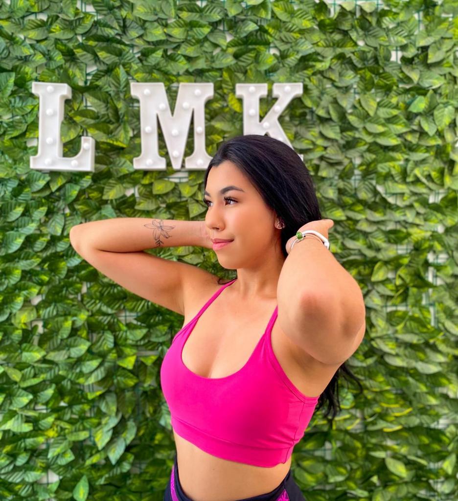 Top premium com bojo removível  - Lamark Fitness