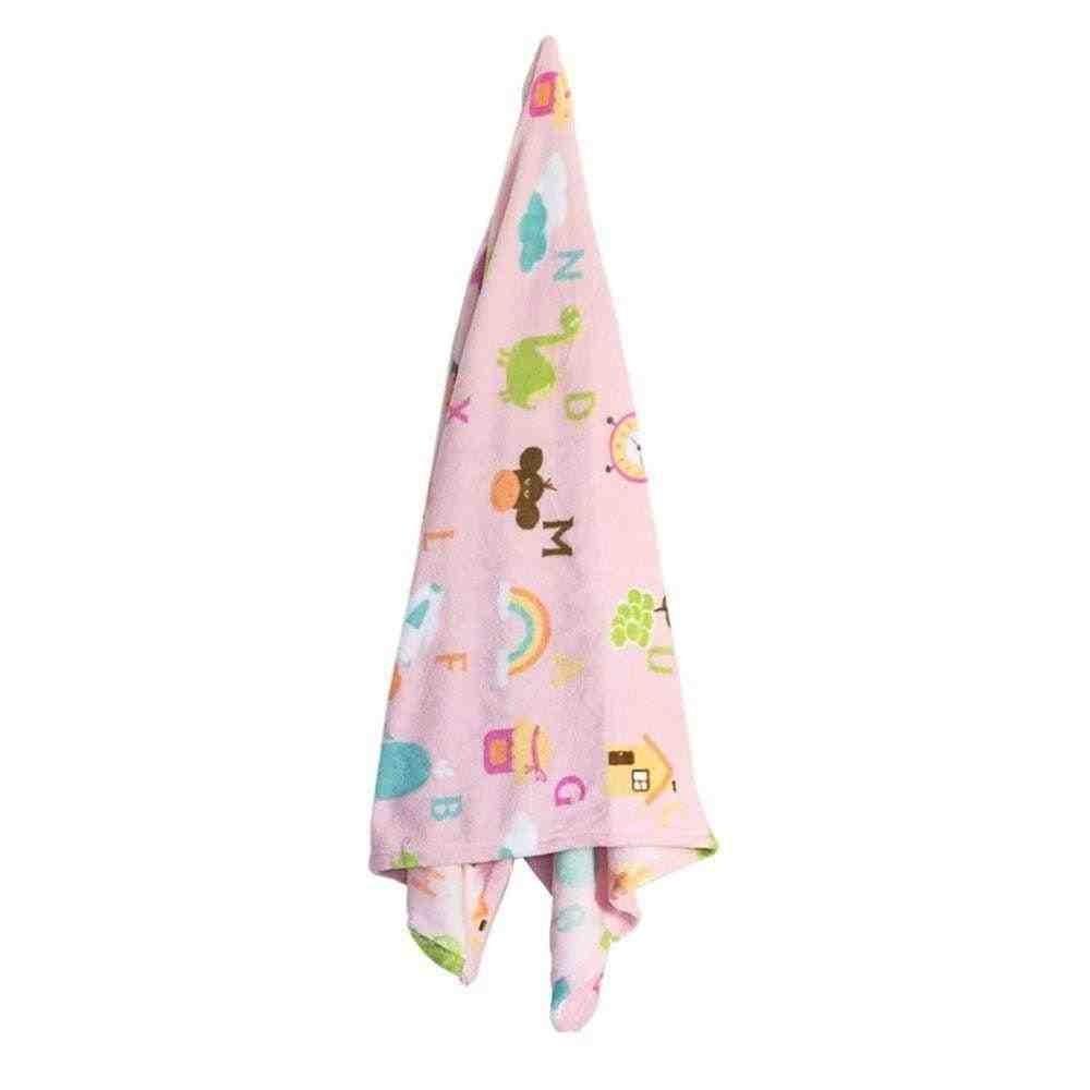 Cobertor Baby ABC