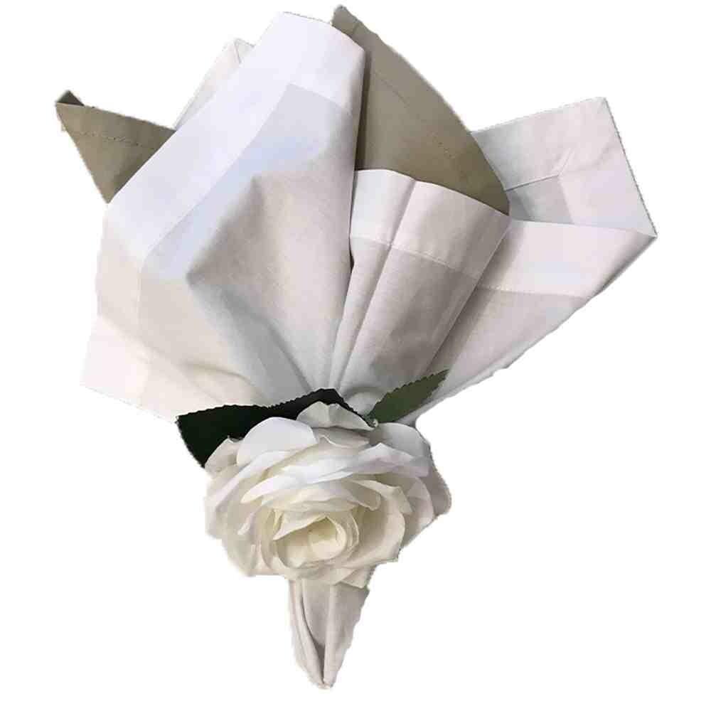Guardanapo 48x48 Cotton Branco