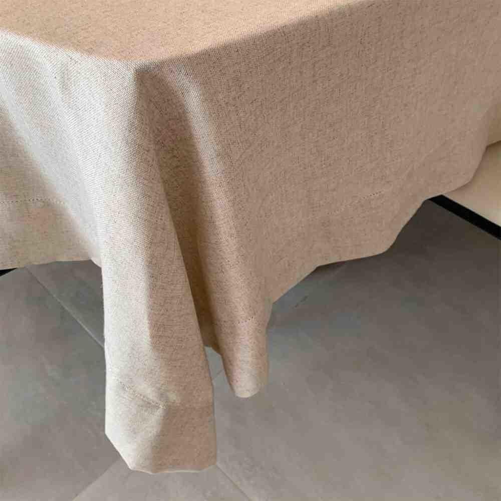 Toalha de Mesa Retangular 170X270 Francesca